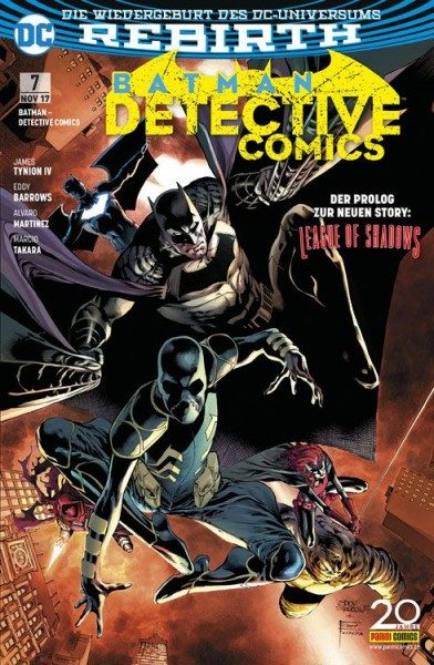 Batman - Detective Comics 7