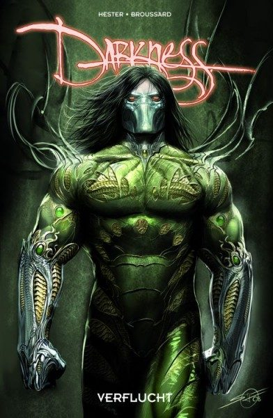 Darkness 1 Variant - Comic Action 2009