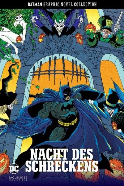 Batman Graphic Novel Collection 15 - Nacht des Schreckens