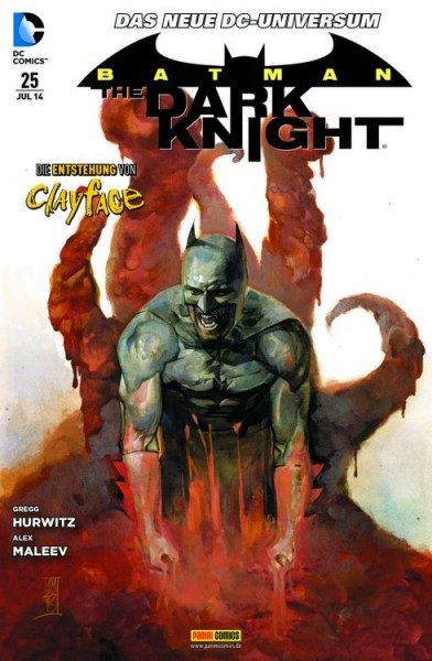 Batman - The Dark Knight 25