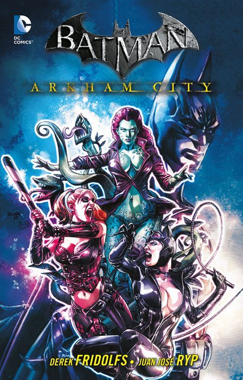 Batman - Arkham City 3 Hardcover