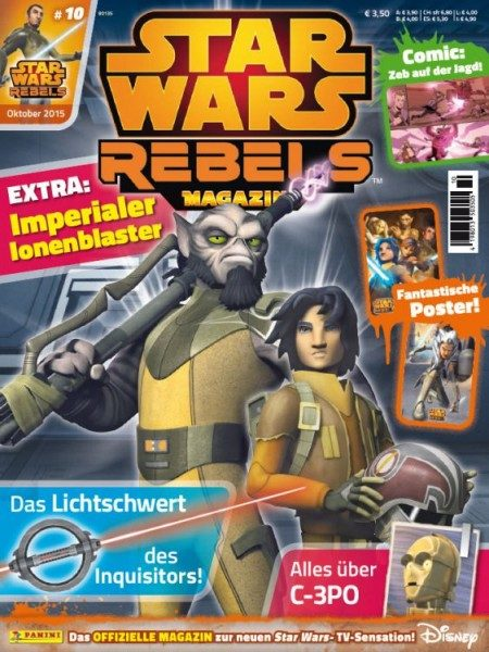 Star Wars - Rebels - Magazin 10