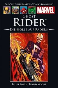 Hachette Marvel Collection 124 - Ghost Rider - Die Hölle auf Rädern