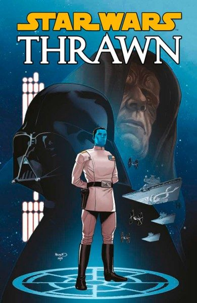 Star Wars - Thrawn Cover