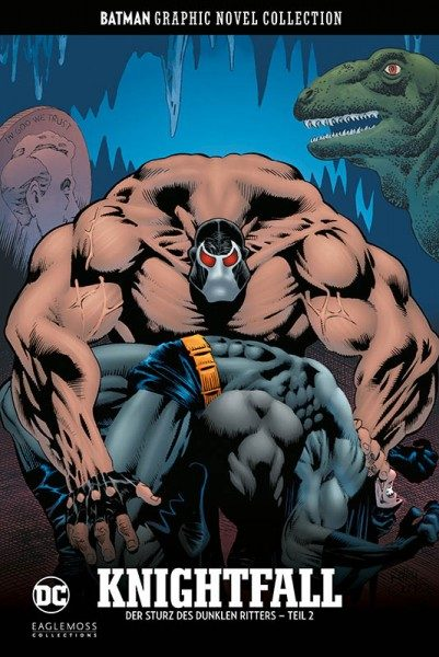 Batman Graphic Novel Collection 41 Knightfall - Der Sturz des Dunklen Ritters, Teil 2 Cover
