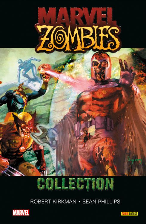 Marvel Zombies Collection 1 Hardcover
