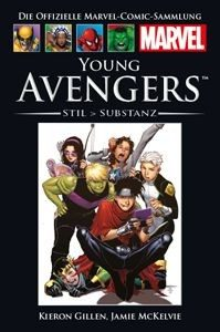 Hachette Marvel Collection 135 - Young Avengers - Stil > Substanz