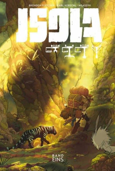 Isola 1 Cover