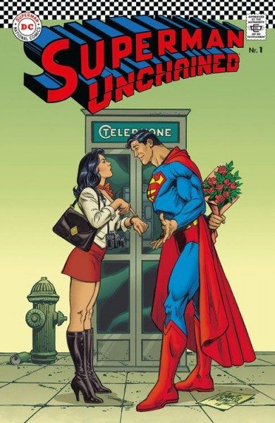 Superman Unchained 1 Variant D