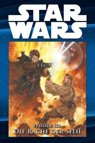 Star Wars Comic-Kollektion 32 - Die Rache der Sith