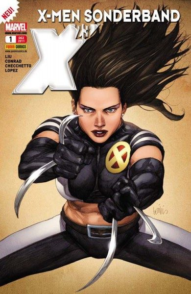 X-Men Sonderband - X-23 1