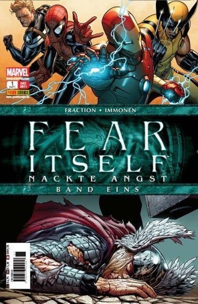 Fear Itself - Nackte Angst 1