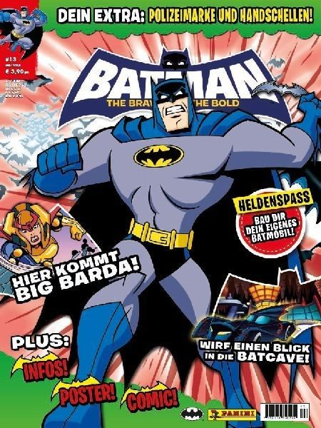 Batman - The Brave and the Bold 13