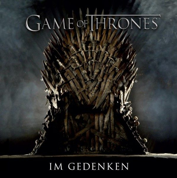 Game of Thrones - Im Gedenken