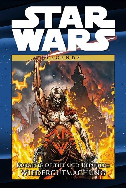 Star Wars Comic-Kollektion 96 - Knights of the Old Republic V - Wiedergutmachung Cover