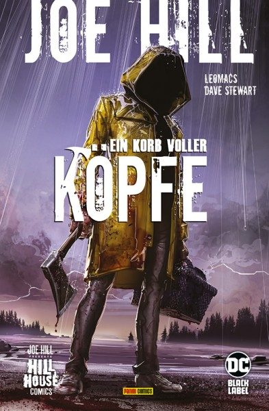 Joe Hill: Ein Korb voller Köpfe Hardcover Cover