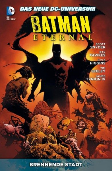 Batman Eternal 5 Paperback