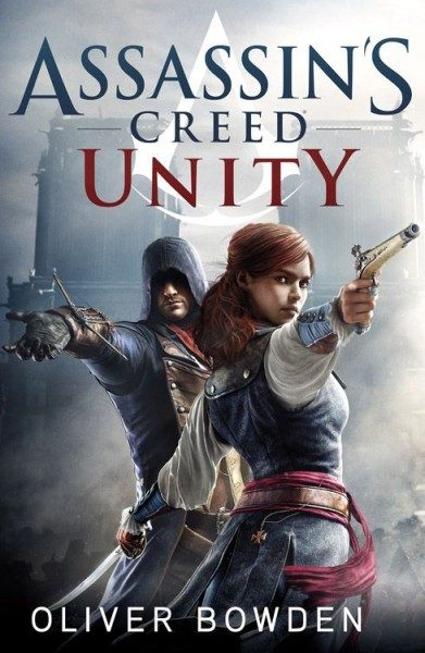 Assassin's Creed V - Unity - Roman zum Game