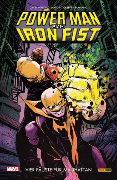 Power Man & Iron Fist 1 - Vier Fäuste für Manhattan