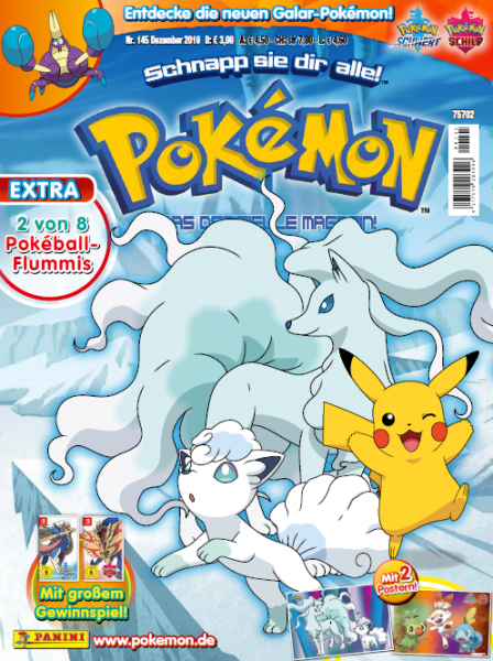 Pokémon Magazin 145 Cover