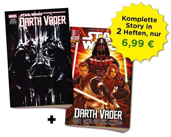 Star Wars - Darth Vader Schnupperbundle 1