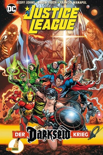 Justice League - Der Darkseid-Krieg Cover