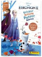 Disney: Die Eiskönigin 2 - Sticker und Activity Poster Album