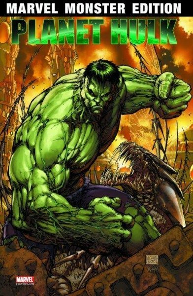 Marvel Monster Edition 22 - Planet Hulk 2