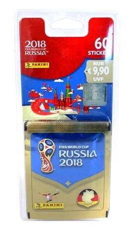 2018 FIFA World Cup Russia Stickerkollektion – Blister 2