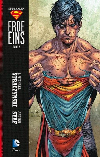Superman - Erde Eins 3 Hardcover