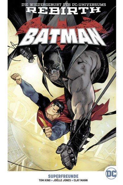 Batman Paperback 5: Superfreunde Hardcover