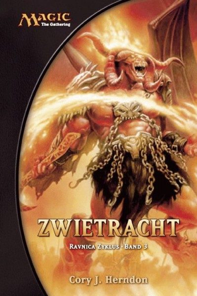 Magic - The Gathering - Ravnica Zyklus 3 - Zwietracht