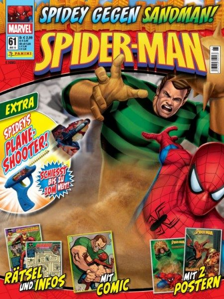 Spider-Man Magazin 61