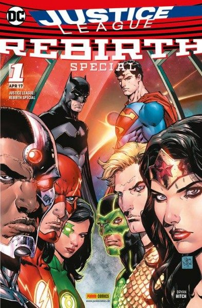Justice League - Rebirth Special