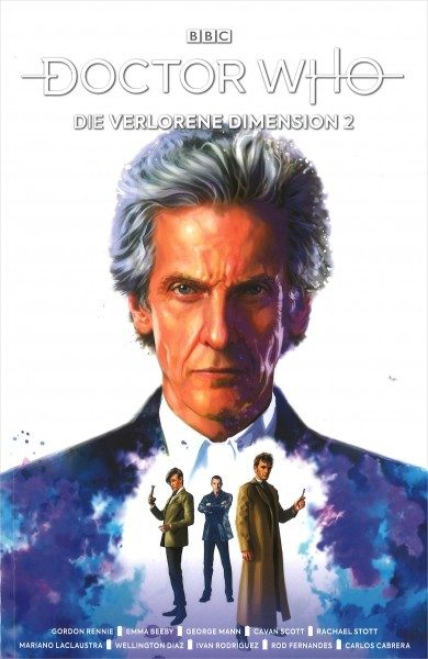 Doctor Who: Die verlorene Dimension 2 Cover