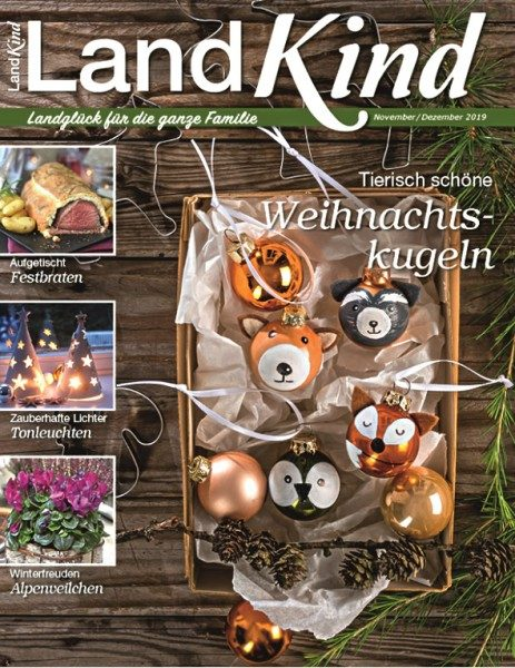 LandKind Magazin 06/2019 Cover