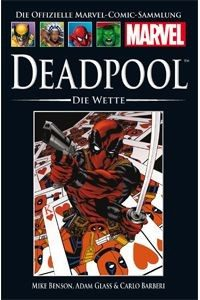 Hachette Marvel Collection 57 - Deadpool - Die Wette
