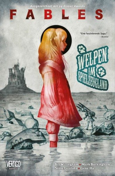 Fables 21 - Welpen im Spielzeugland