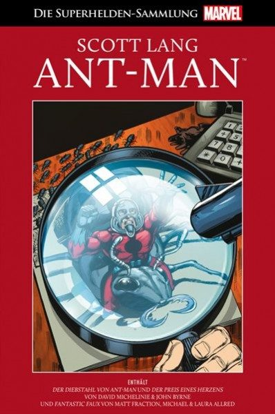 Die Marvel Superhelden Sammlung 50 - Scott Lang - Ant-Man