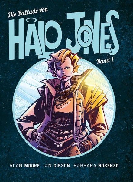 Die Ballade von Halo Jones 1 Cover