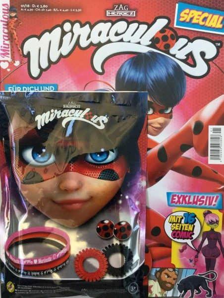 Miraculous Special Magazin 01/18