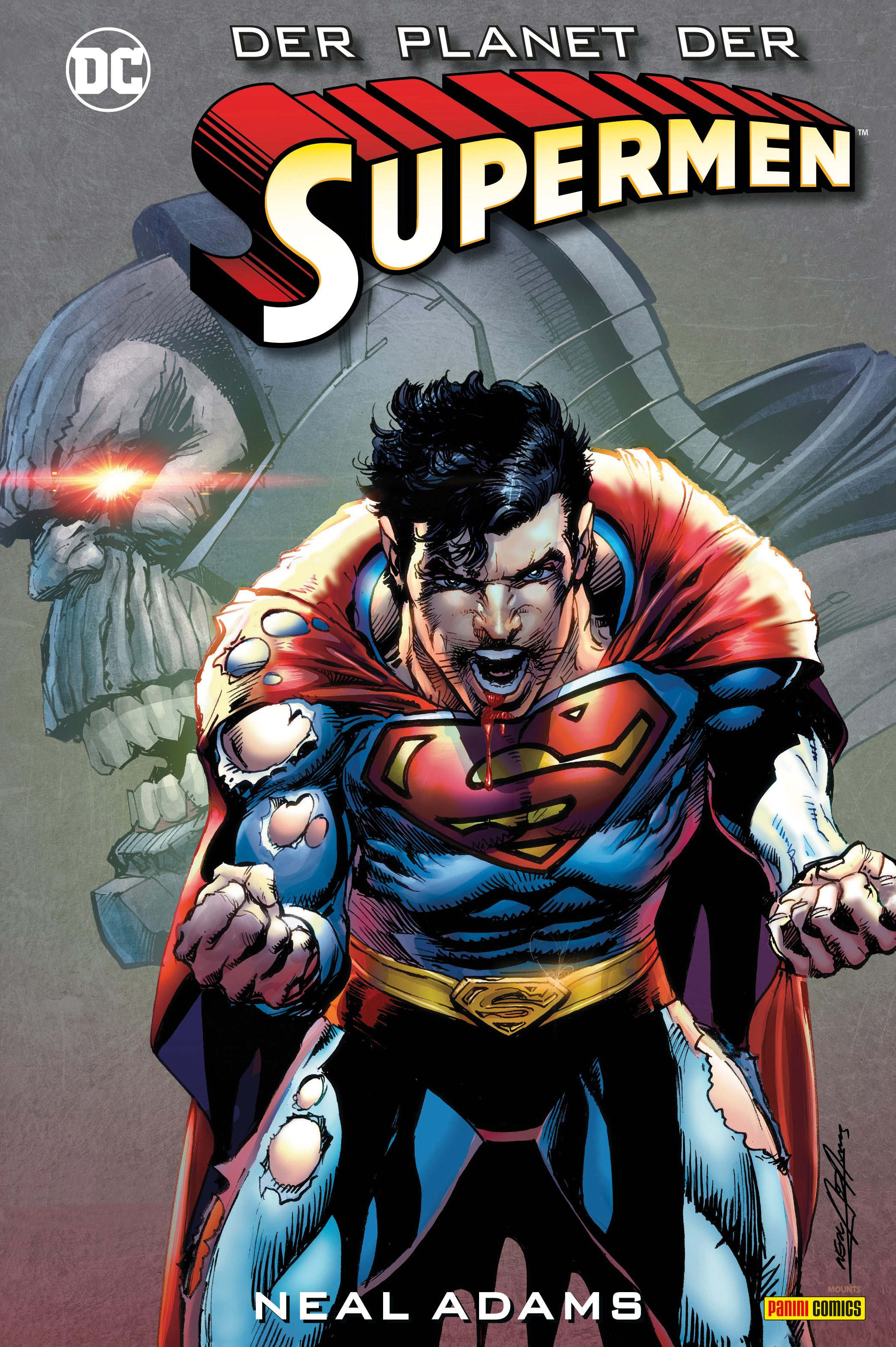 Superman - Der Planet der Supermen...