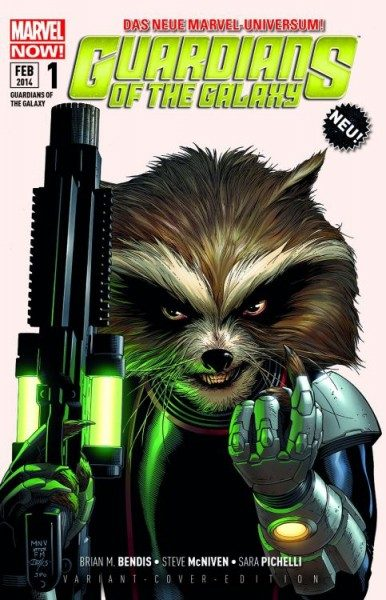 Guardians of the Galaxy 1 Variant