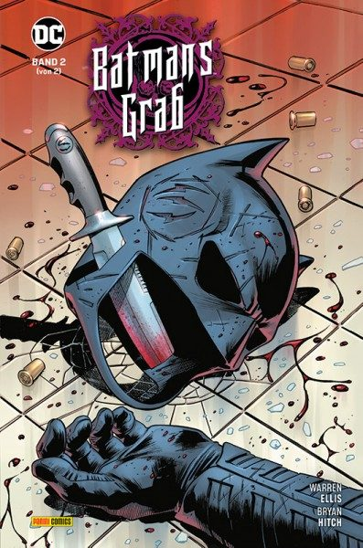 Batmans Grab 2 Hardcover