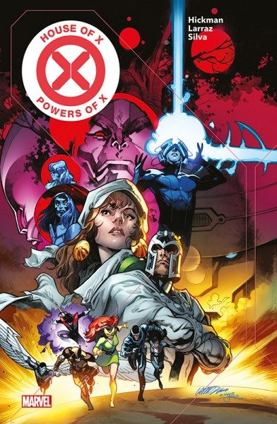 X-Men - House of X & Powers of X Collection Cover