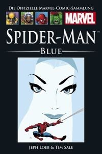 Hachette Marvel Collection 34 - Spider-Man - Blue
