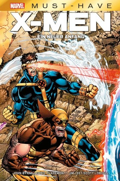 Marvel Must-Have - X-Men - Ein neuer Anfang Cover