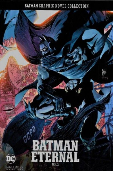 Batman Graphic Novel Collection Special 2 - Batman Eternal 2 Cover