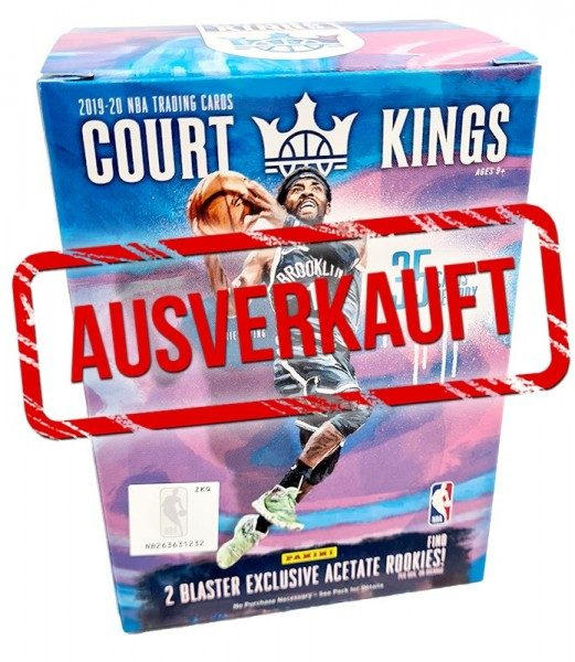 NBA 2019-20 Court Kings Trading Cards - Blasterbox