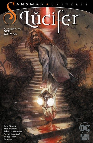 Lucifer 2 Cover